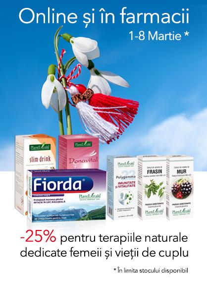 Plant Extrakt 25% 1-8 Martie