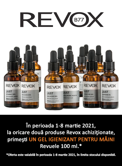 Revox Promo 1 - 8 Martie