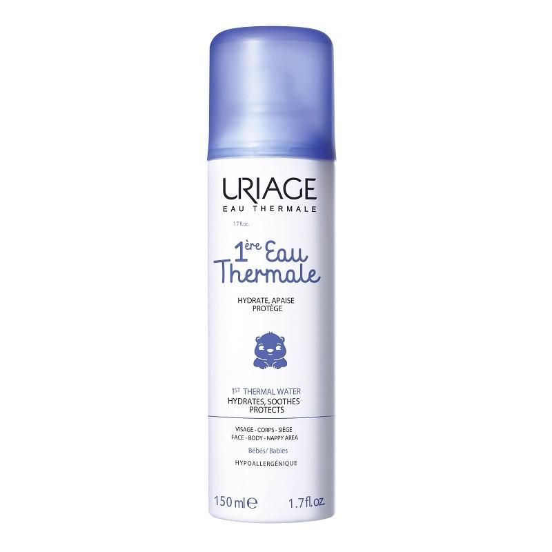 Apa termală spray 1er Bebe, 150 ml, Uriage