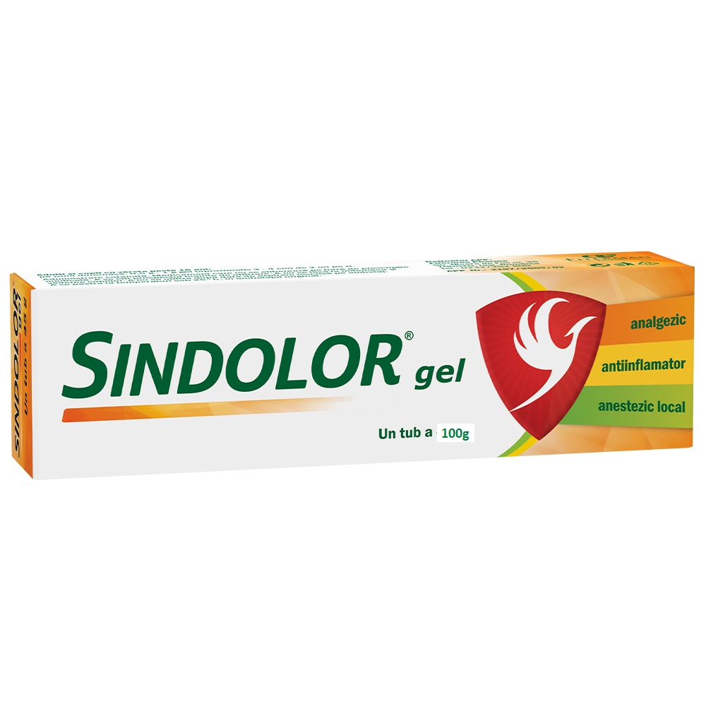 Sindolor gel, 100 g, Fiterman