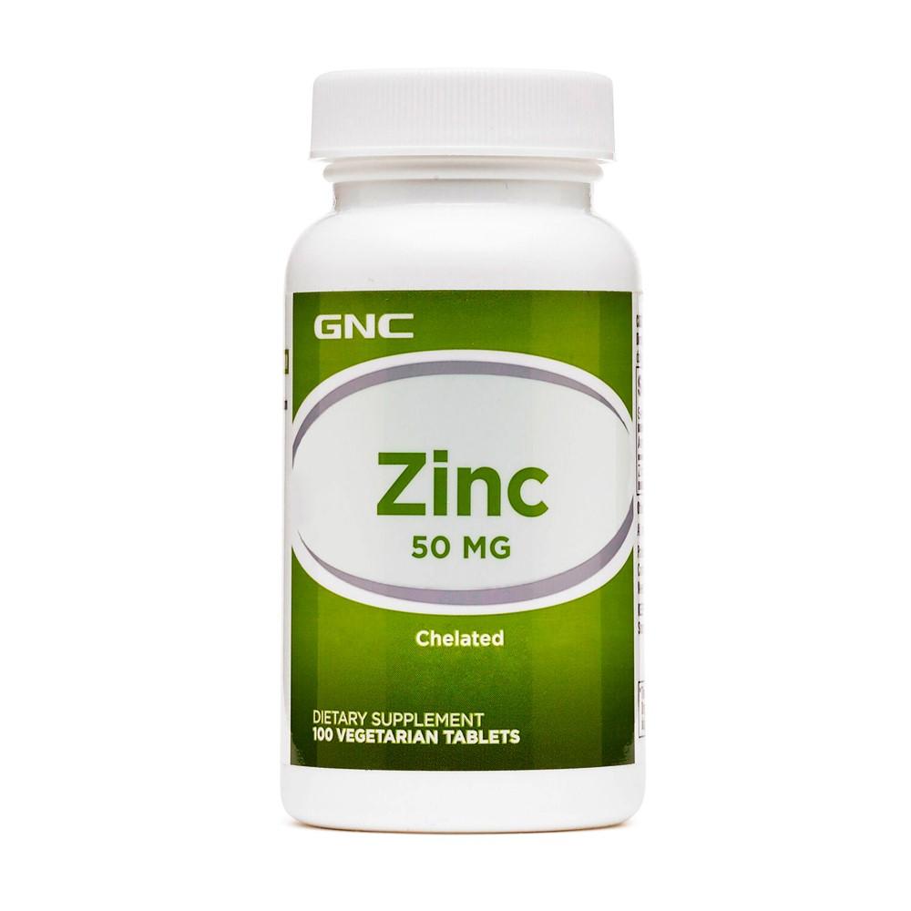 Zinc Chelat 50 mg (253920), 100 tabete, GNC