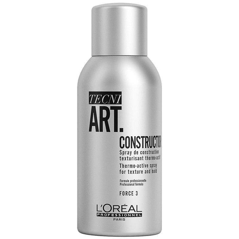 Spray termoactiv pentru textura Tecni.Art Constructor, 150 ml, Loreal Professionnel