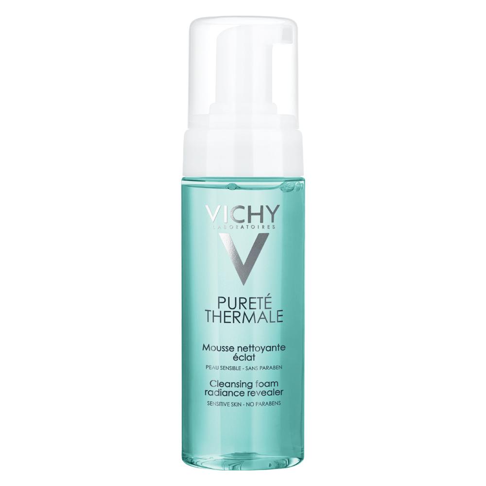 Spumădecurăţarecu efect de luminozitate Purete Thermale, 150 ml, Vichy