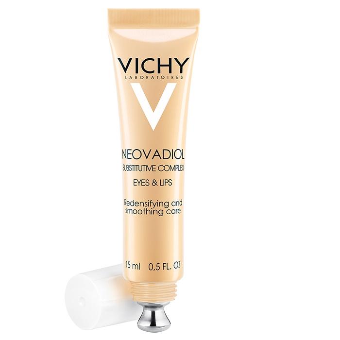 Cremă contur ochi și buze Neovadiol GF, 15 ml, Vichy