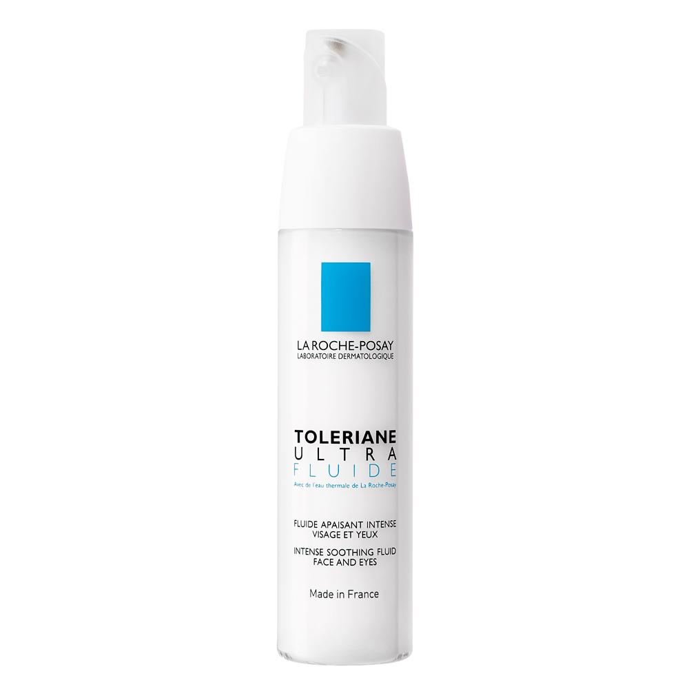 Fluid intens calmant pentru piele intolerantă mixtă și grasă Toleriane Ultra, 40 ml, La Roche-Posay