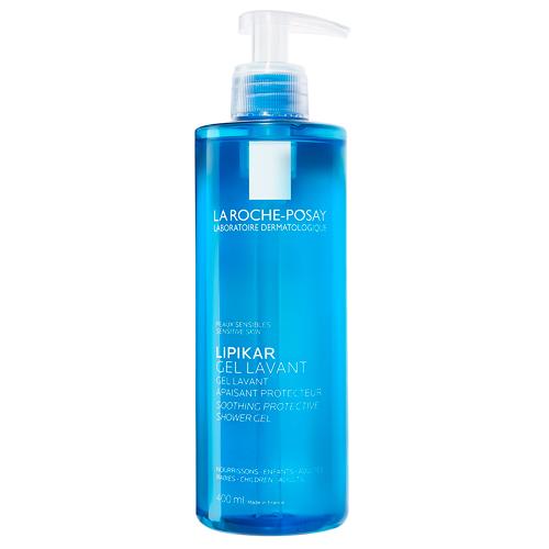 Gel de spălare pentru piele sensibilă Lipikar, 400 ml, La Roche-Posay