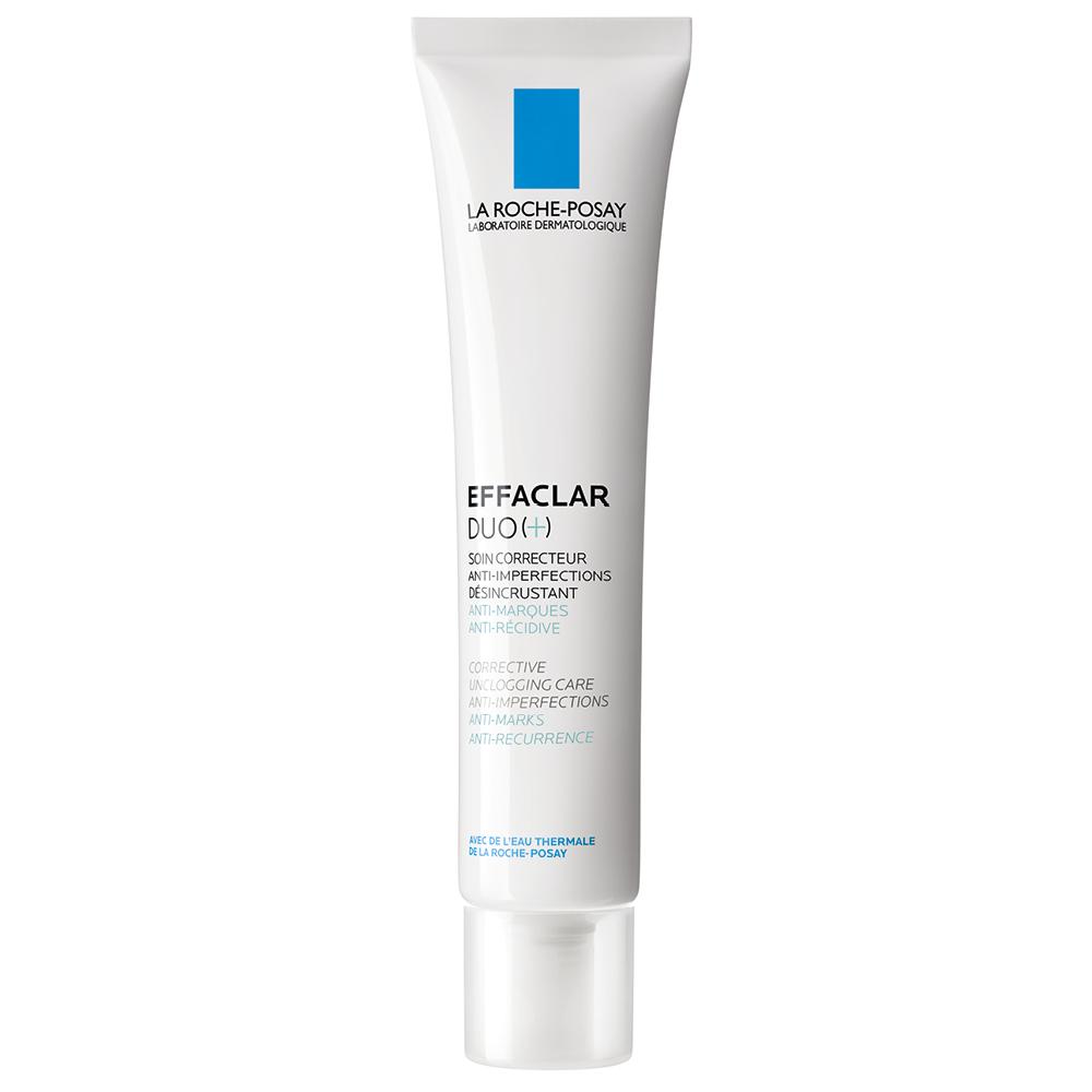 Cremă corectoare anti-imperfecțiuni Effaclar Duo(+), 40 ml, La Roche-Posay