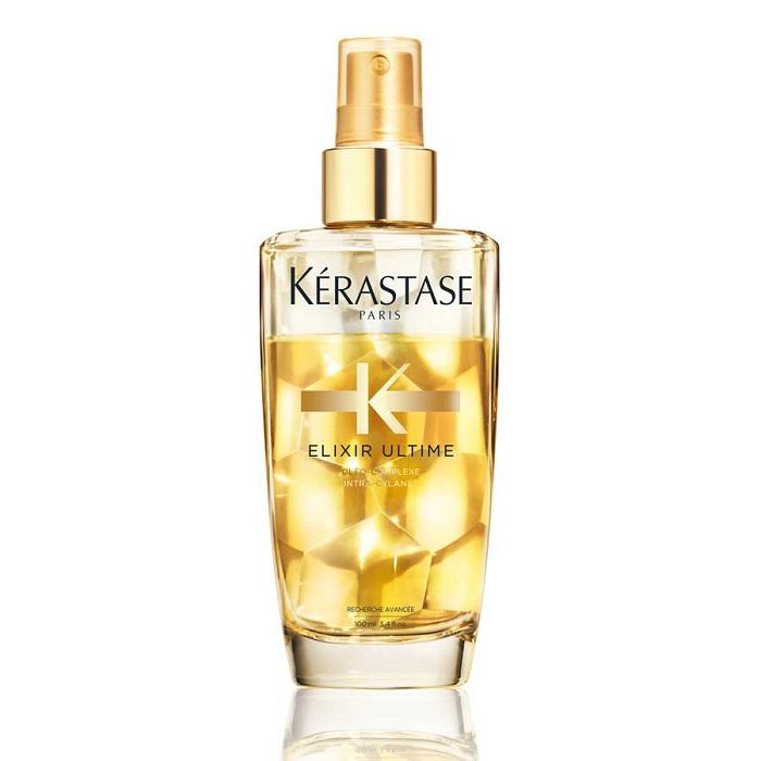 Ulei de păr pentru volum și strălucire Elixir Ultime L'Huile Legere, 100 ml, Kerastase