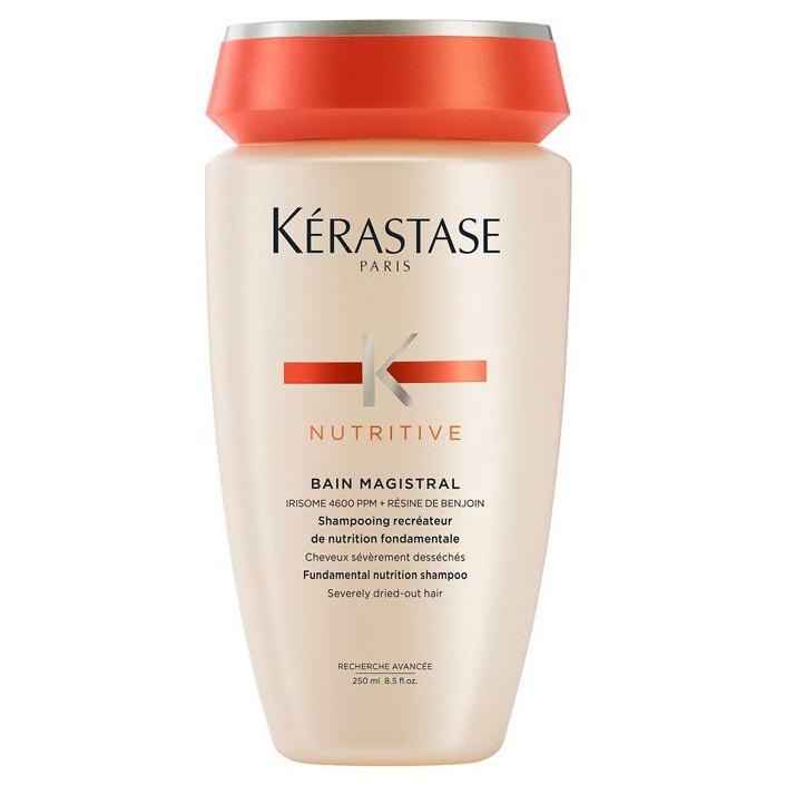 Șampon pentru păr foarte uscat Nutritive Bain Magistral, 250 ml, Kerastase
