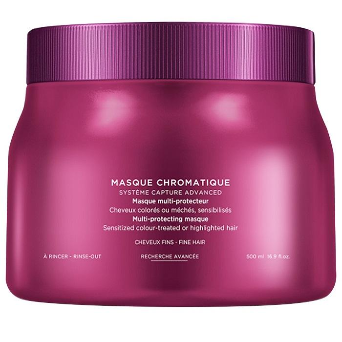 Masca pentru păr fin Reflection Chromatique, 500 ml, Kerastase