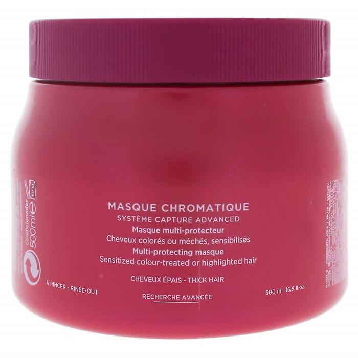 Masca pentru păr gros Reflection Chromatique, 500 ml, Kerastase