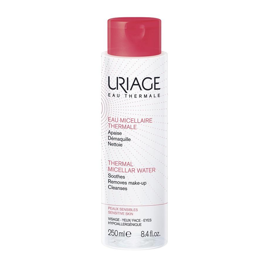 Apa micelara termala pentru piele intoleranta, 250 ml, Uriage