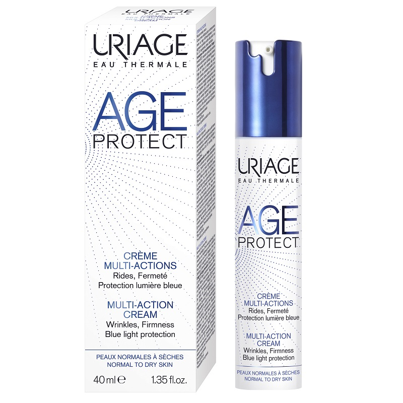 Cremă antiaging Multi-Action Age Protect, 40 ml, Uriage