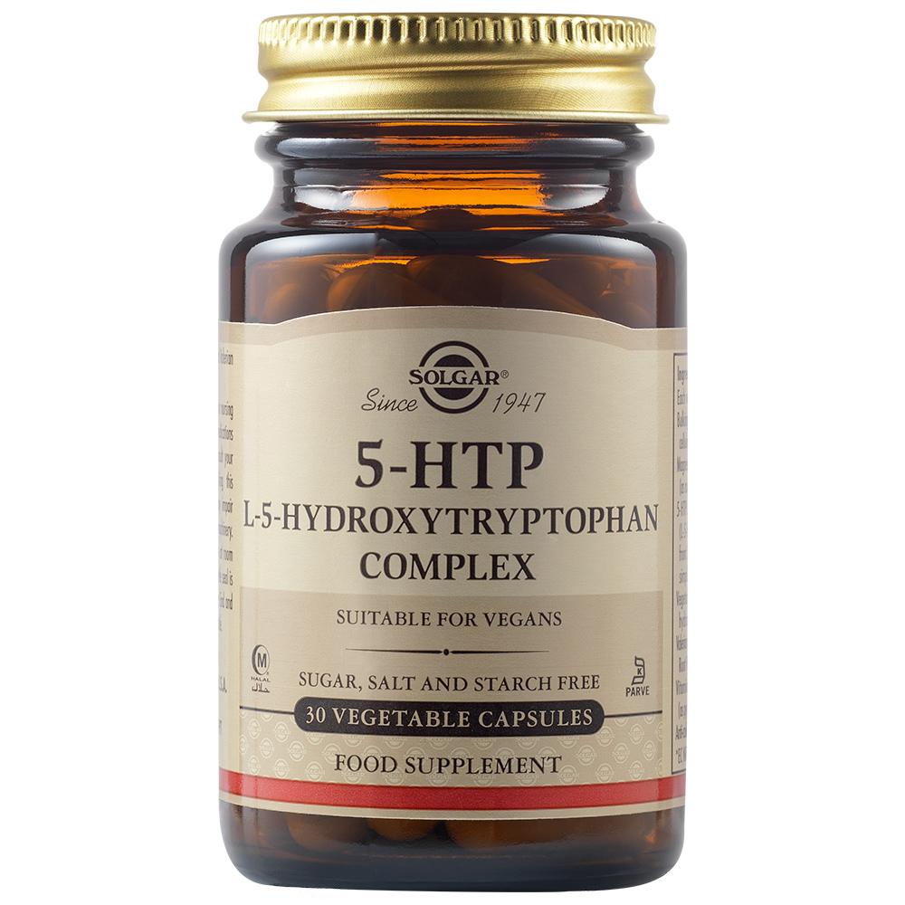 5-HTP, 30 capsule, Solgar