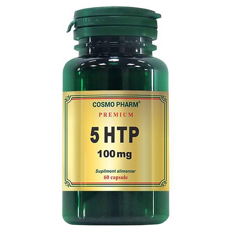5 HTP - Ce face, 14 beneficii, cum să luați, contraindicații și efecte secundare