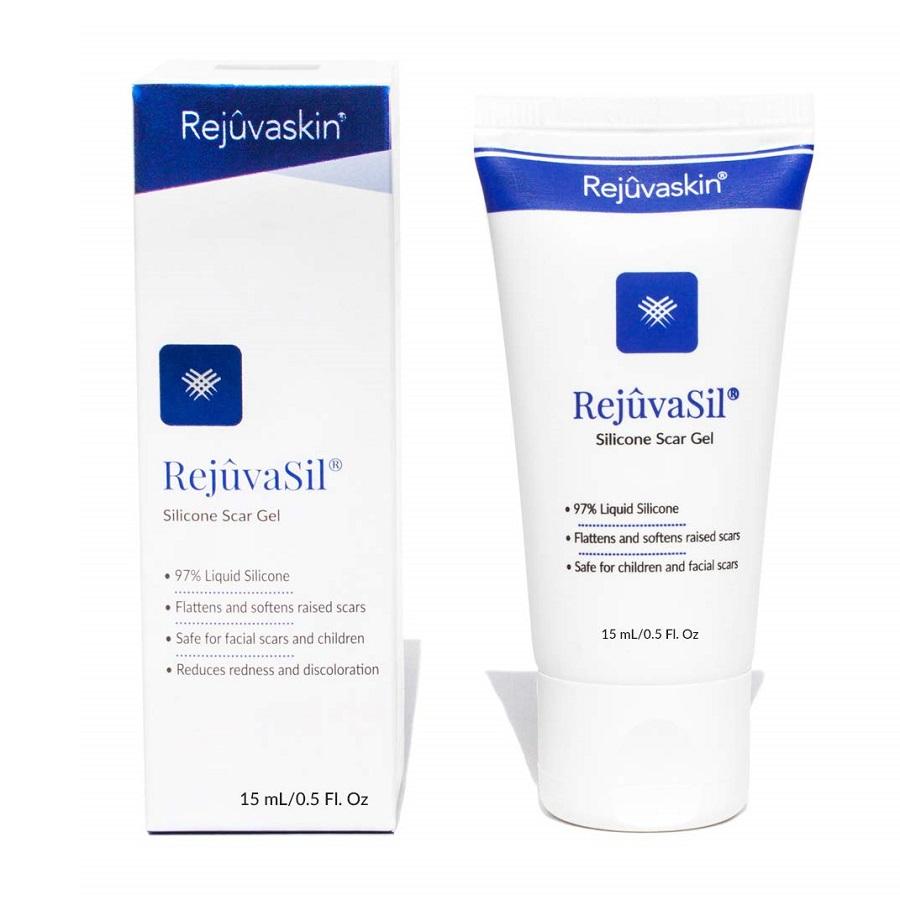Gel siliconic pentru cicatrici RejuvaSil, 15 ml, Scar Heal