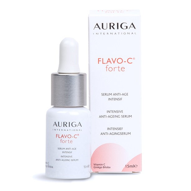 Ser cu Vitamina C 15% Flavo-C Forte, 15 ml, Auriga Internațional
