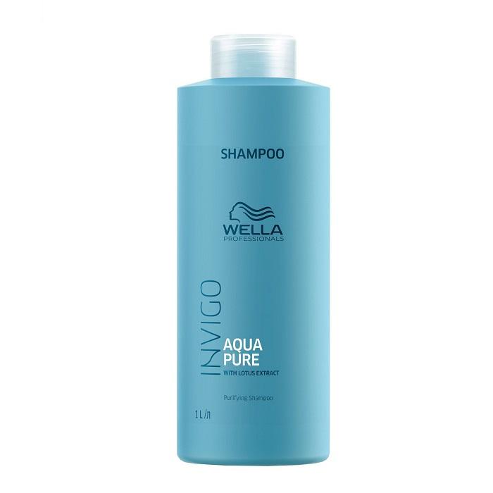 Sampon purificator Invigo Aqua Pure, 1000 ml, Wella Professionals