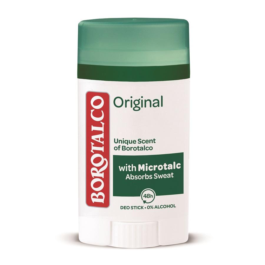 Deodorant stick Original, 40 ml, Borotalco