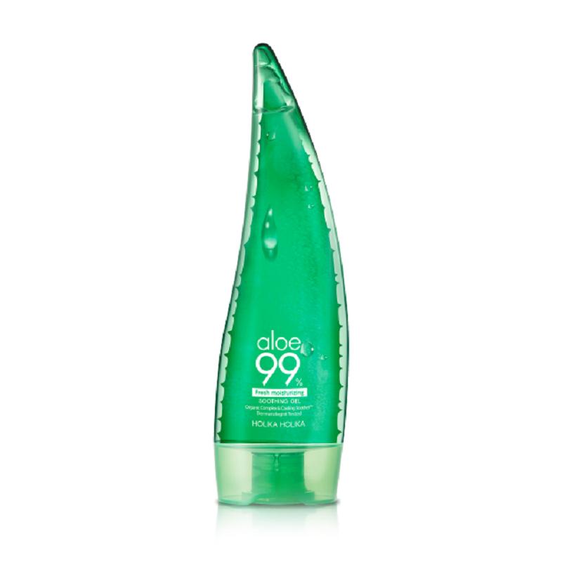Gel calmant 99% Aloe Vera, 250 ml, Holika Holika