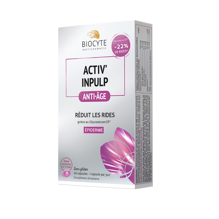 ACTIV  INPULP, 30 capsule, Biocyte