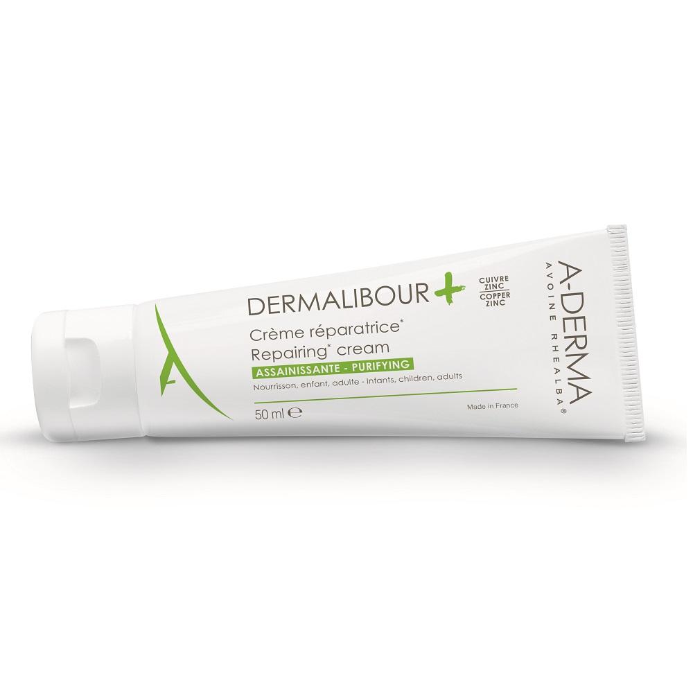 Crema anti-iritatii Dermalibour, 50 ml, A-Derma