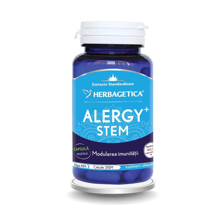 Alergy Stem, 30 capsule, Herbagetica