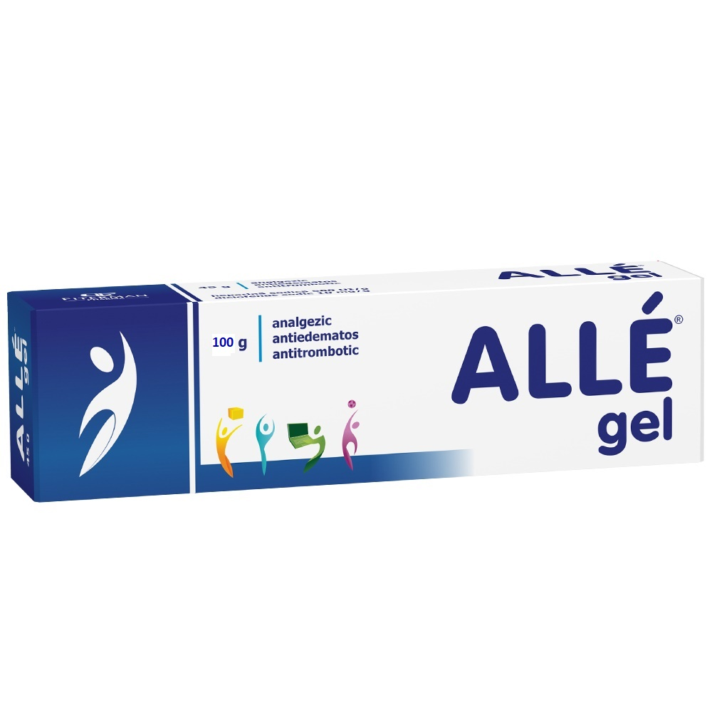 Alle gel, 100 g, Fiterman