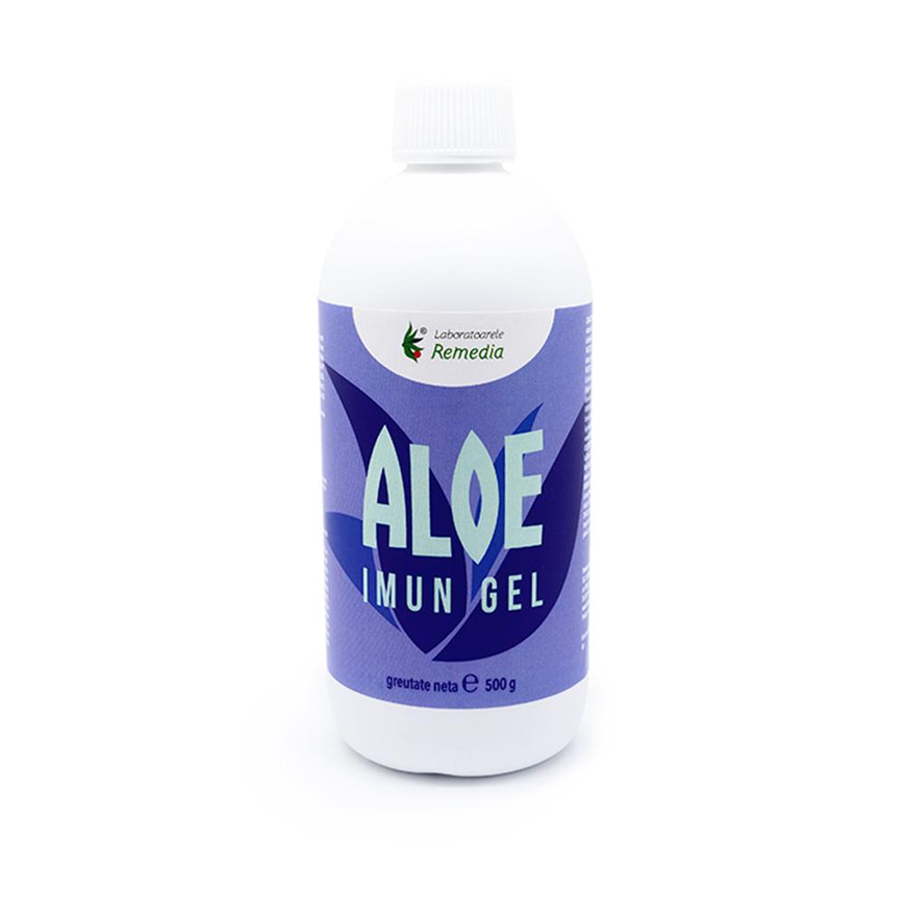 Gel Aloe Imun, 500g, Remedia