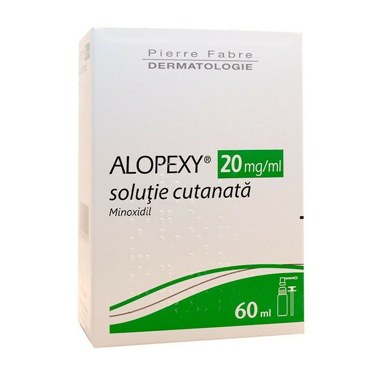 Alopexy 20mg/ml, 60 ml, Pierre Fabre