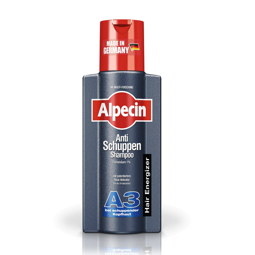 Sampon antimatreata Alpecin Active A3, 250 ml, Dr. Kurt Wolff