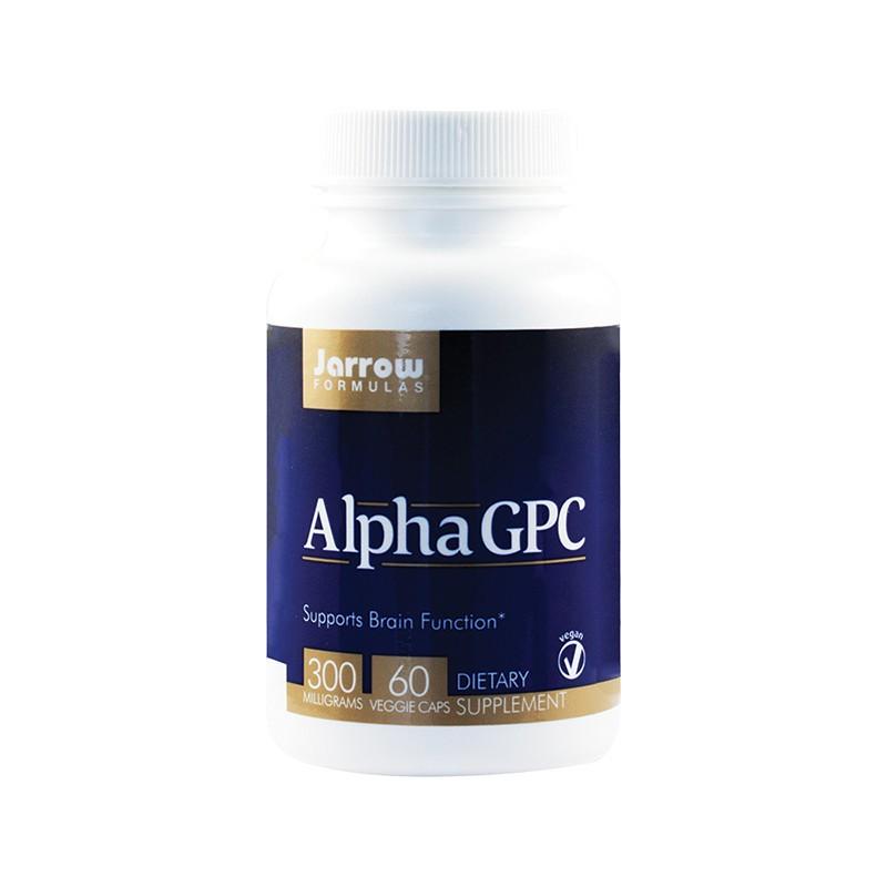 Alpha GPC 300mg Jarrow Formulas, 60 capsule, Secom