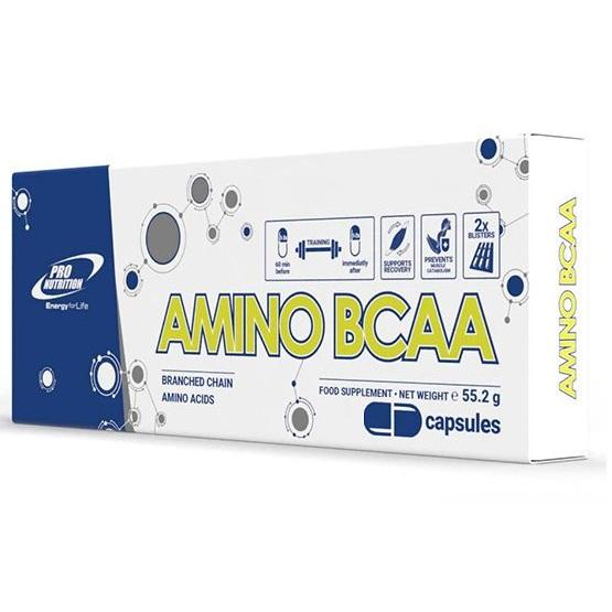 Amino Bcaa, 180 capsule, Pro Nutrition