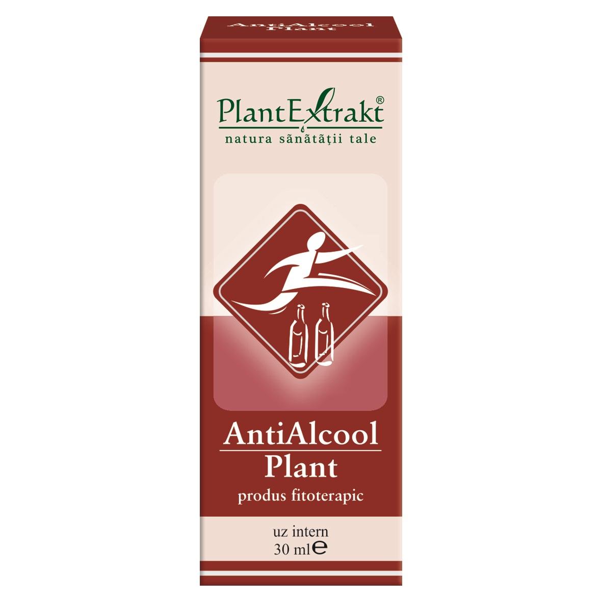 AntiAlcool Plant, 30 ml, Plant Extrakt