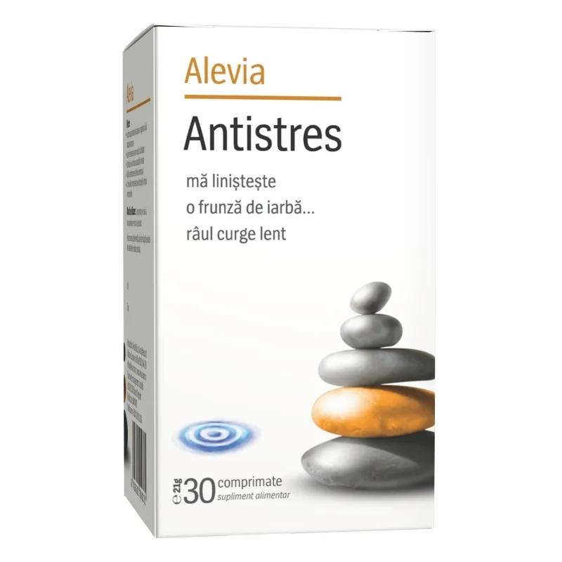Antistres, 30 comprimate, Alevia
