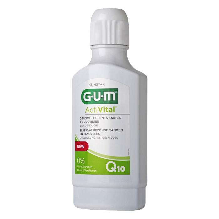 Apa de gura Activital, 300 ml, Sunstar Gum