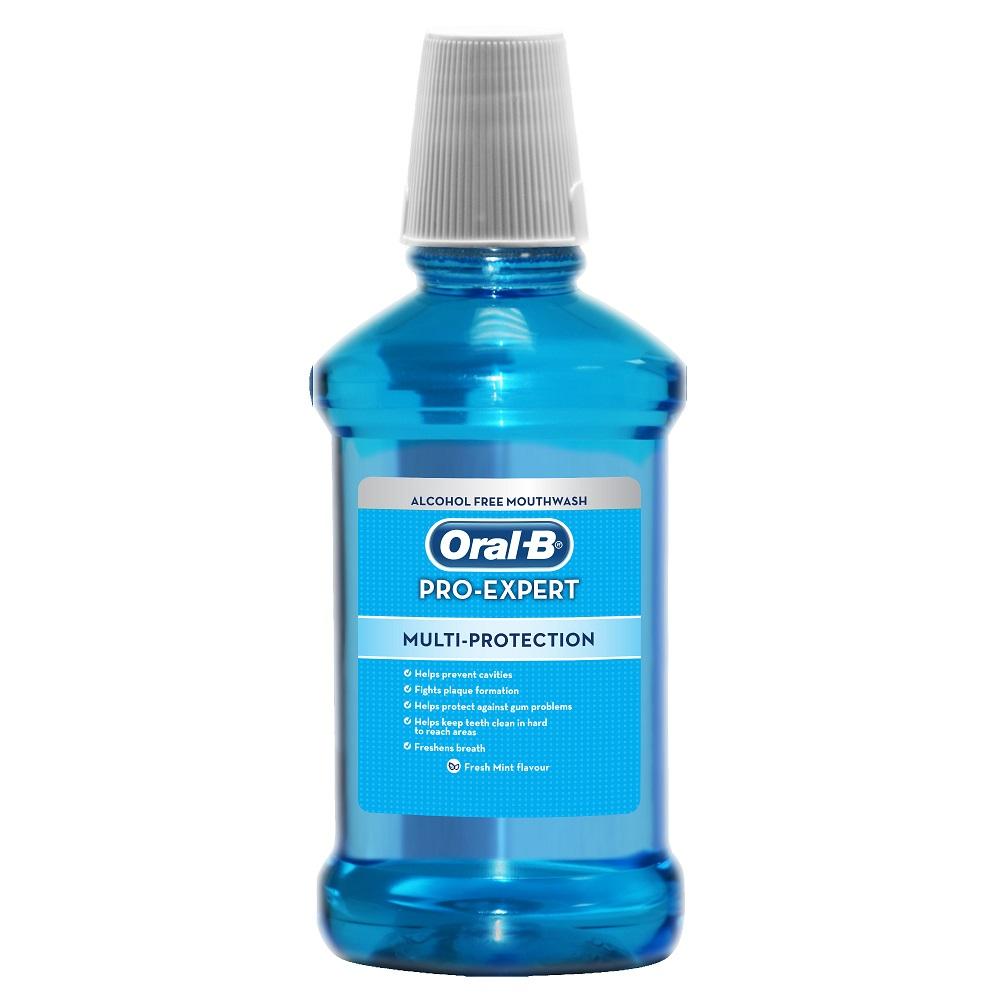 Apă de gură Pro-Expert Multi-Protection, 250 ml, Oral-B