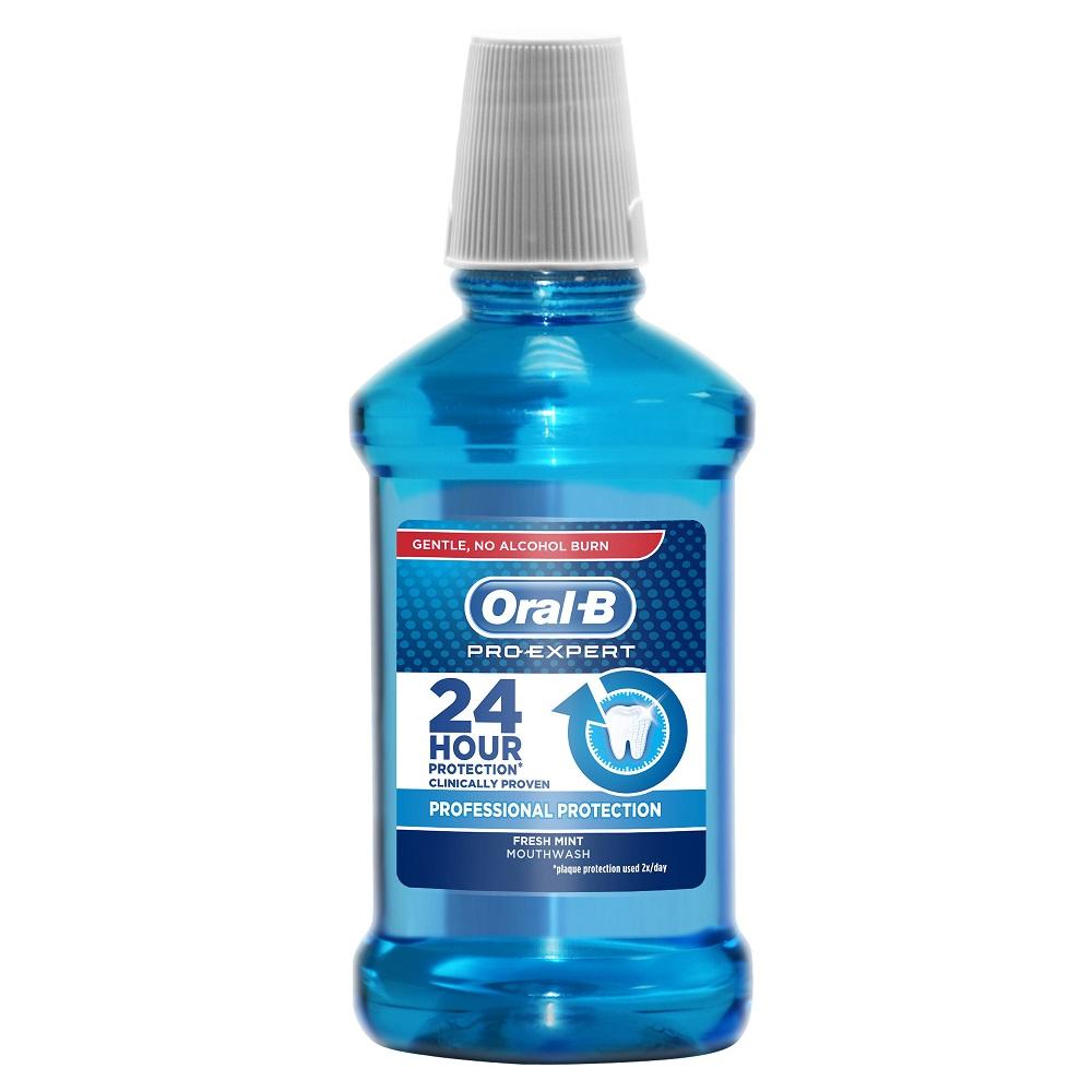 Apa de gura Pro-Expert Professional Protect, 250 ml, Oral-B