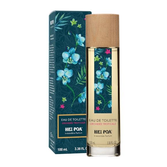 Apa de toaleta Tropical Orchid, 100 ml, Hei Poa Tahiti