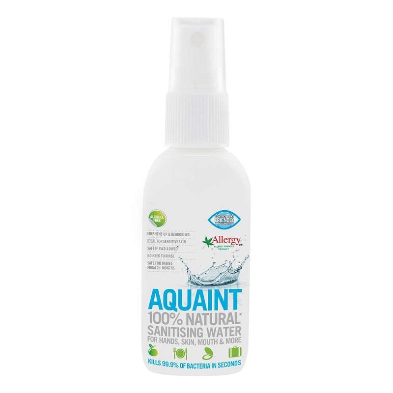 Apa sanitara electrolizata Aquaint, 50 ml, Opus Innovations