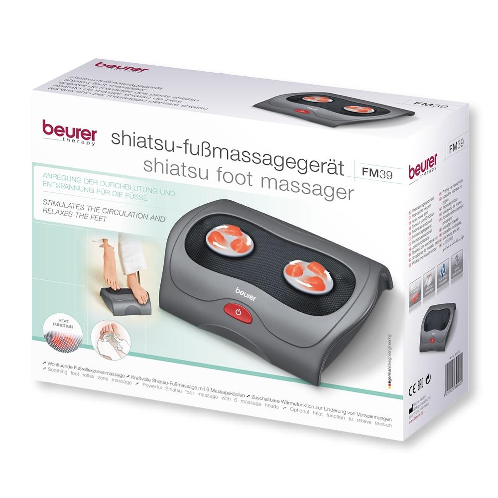 Aparat de masaj pentru picioare, FM39, Beurer