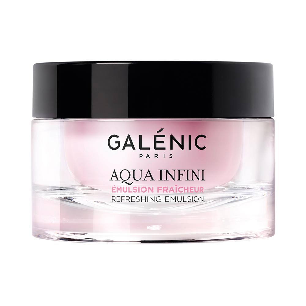 Emulsie reconfortantă pentru ten normal-mixt Aqua Infini, 50 ml, Galenic