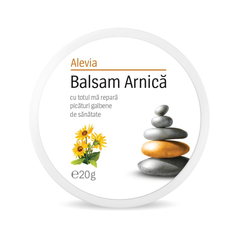 Balsam Arnică, 20 g, Alevia