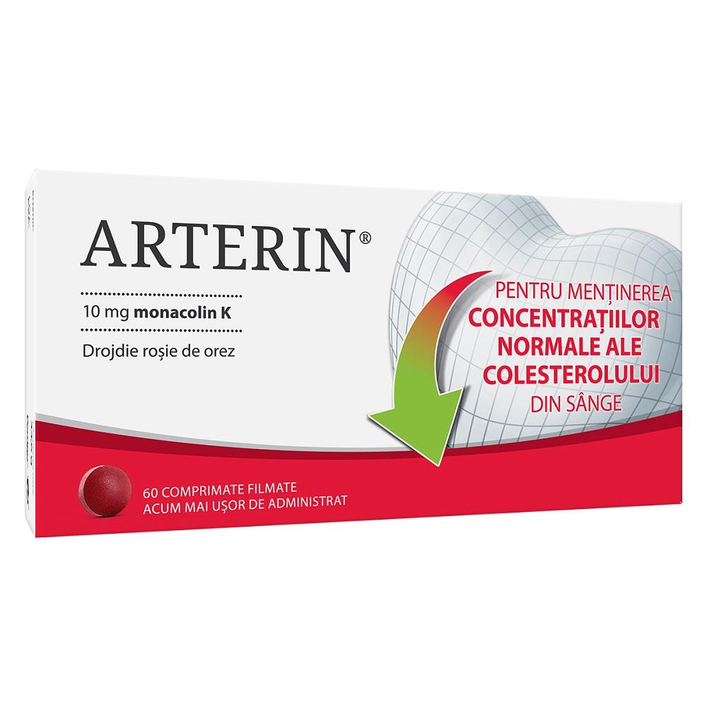 Arterin, 60 comprimate, Omega Pharma