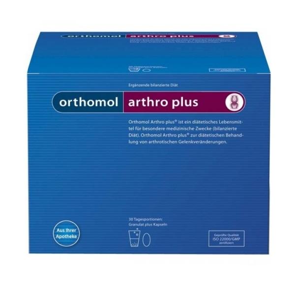 Arthro Plus, 30 plicuri, Orthomol