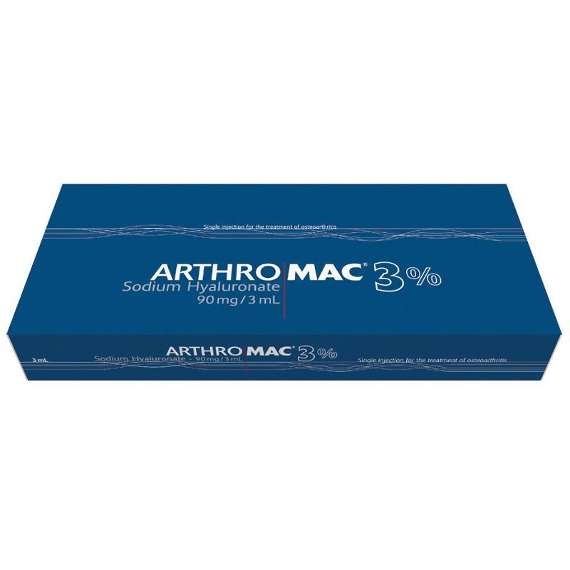 Arthromac 3%, 1 seringa preumpluta, Arthromac Distribution