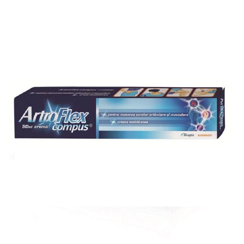 ArtroFlex compus crema, 50 ml, Terapia
