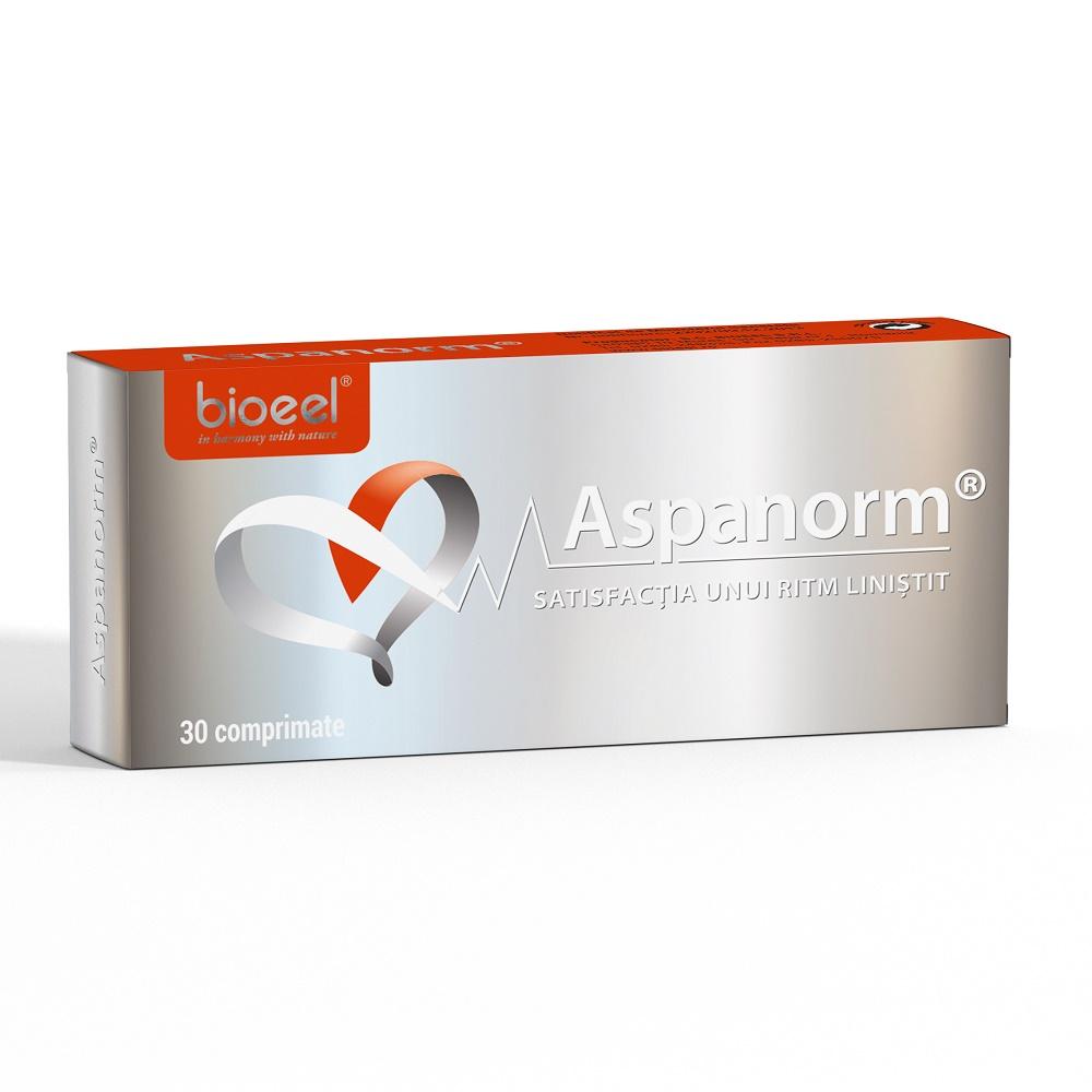 Aspanorm, 30 comprimate, Bioeel