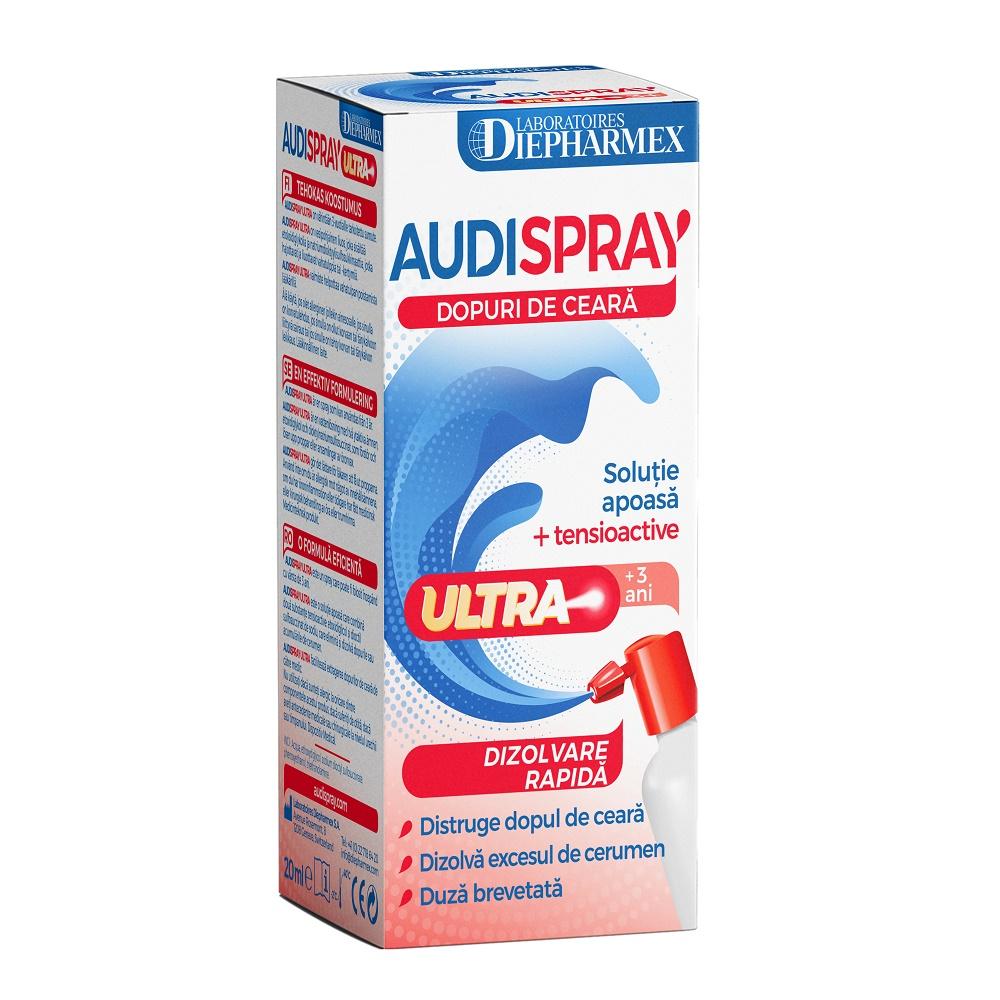 AudiSpray Ultra +3 ani, 20 ml, Lab Diepharmex
