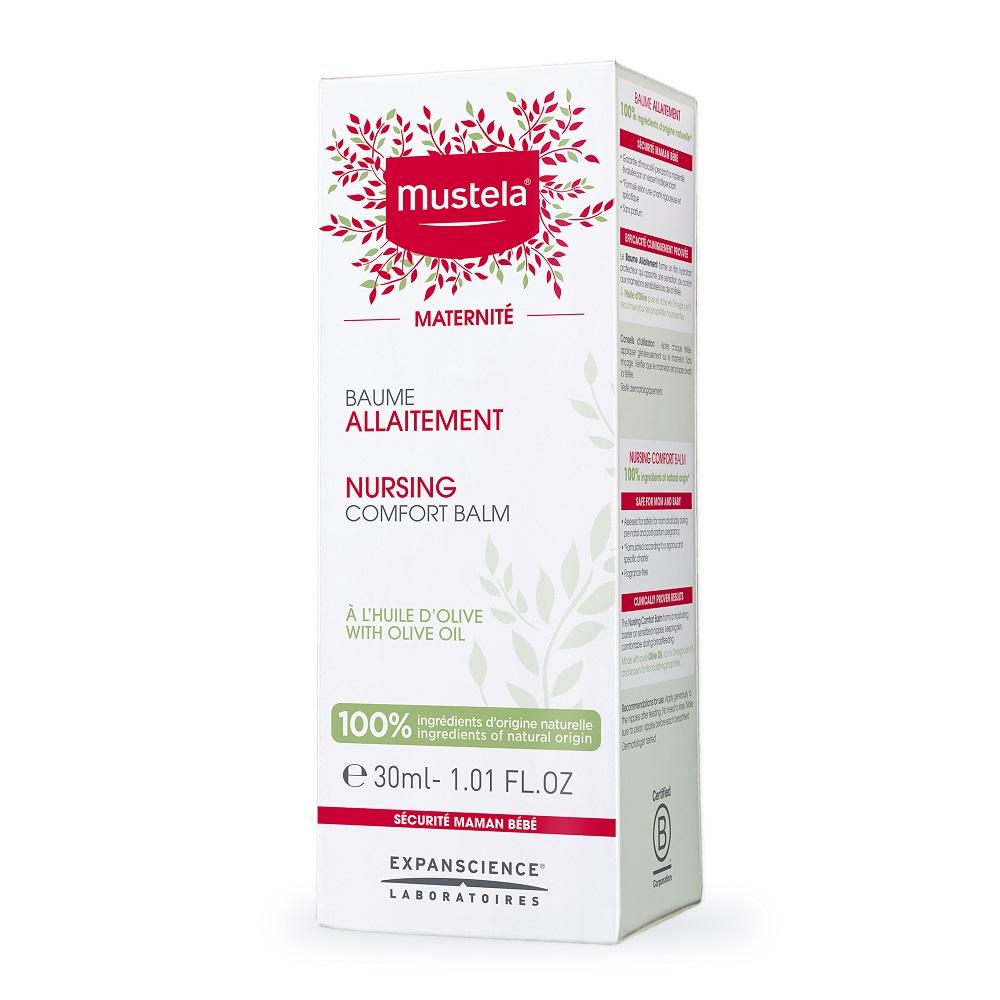 Balsam BIO pentru alăptare Maternite, 30 ml, Mustela